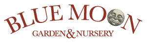 Blue Moon Garden & Nursery Logo